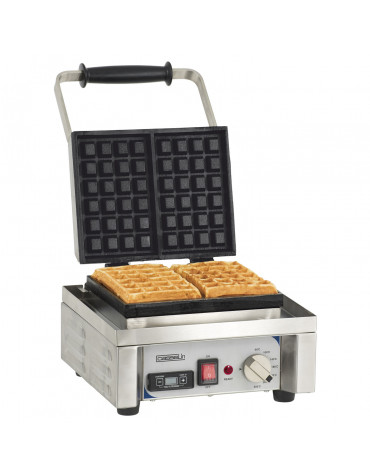casselin Gaufrier simple ouverture 90° 1600w casselin
