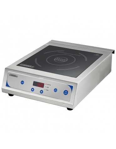 casselin Table de cuisson à induction 1 feu 3500w 350a casselin