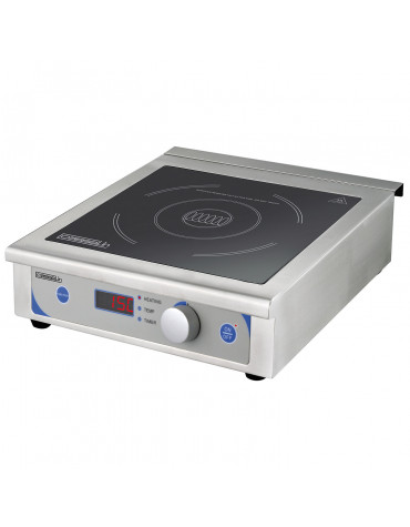 casselin Table de cuisson à induction 1 feu 3500w 500b casselin
