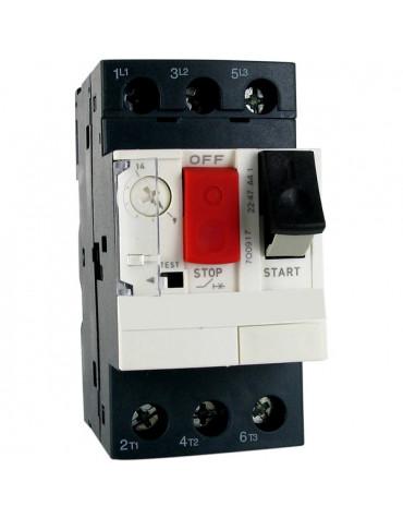 ccei Disjoncteur moteur 6-10a associé pour coffret panorama ccei