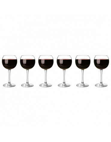 chef and sommelier Lot de 6 verres ballon 35cl chef and sommelier