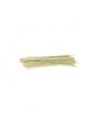 cookin garden 100 pics à brochettes bambou 30cm cookin garden