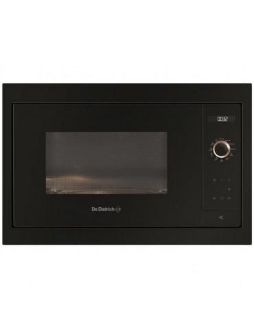 Micro-ondes encastrable 26l 900w noir