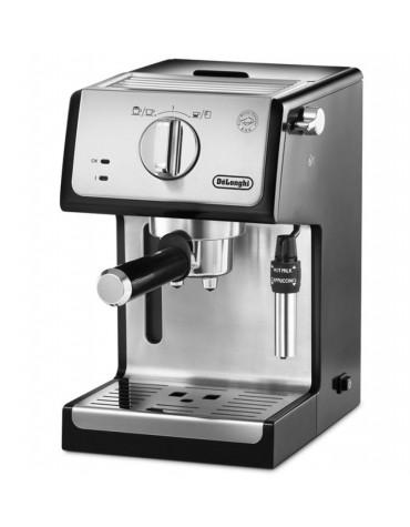 delonghi Machine à espresso 15 bars noir/métal delonghi