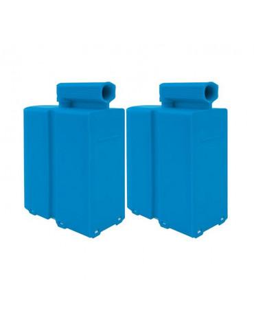 domena Pack de 2 cassettes anti-calcaire type a pour centrale vapeur domena