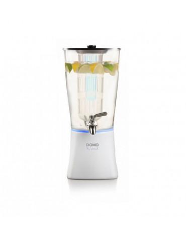 domo Blender 4l 10w avec robinet domo