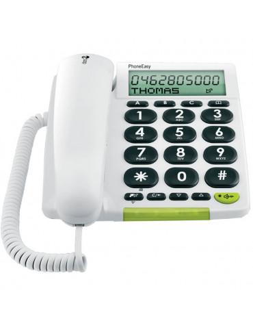 doro Téléphone grosses touches avec mains libres doro