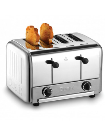 Grille-pains 4 fentes 2700w inox