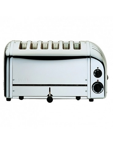 Grille-pains 6 fentes 3000w inox