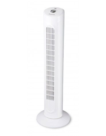 duracraft Ventilateur colonne 40w 3 vitesses blanc duracraft