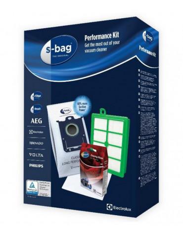electrolux Kit bon usage pour aspirateur electrolux