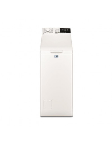 Lave-linge top 40cm 6kg 1300t a+++ blanc