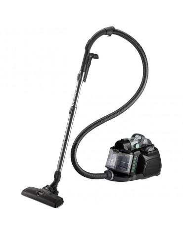 electrolux aspirateur sans sac 72db noir espc7green