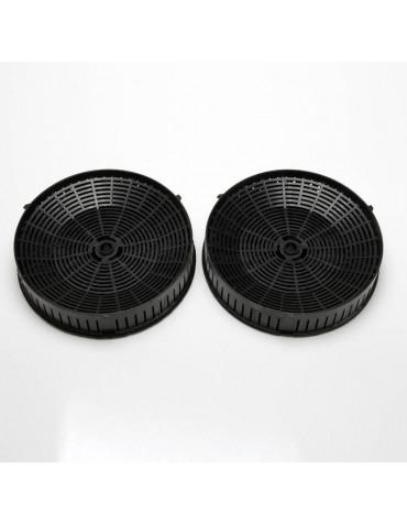 Filtre à charbon actif pour hotte