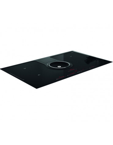 elica Table de cuisson aspirante à induction 83cm 4 feux 7400w noir elica