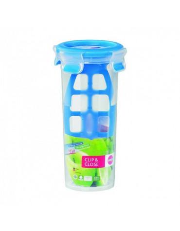 emsa Boîte alimentaire shaker avec couvercle 0.5l 3d emsa