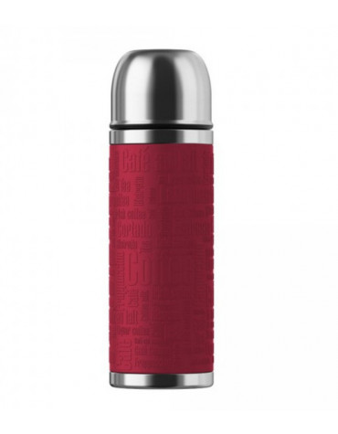 emsa Bouteille isotherme inox 0,5l rouge emsa