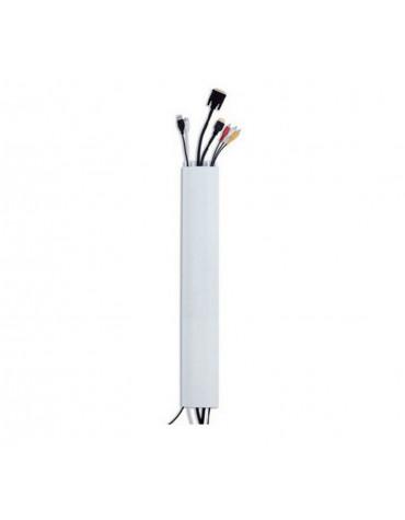 erard Goulotte passe-câbles 110cm blanc erard