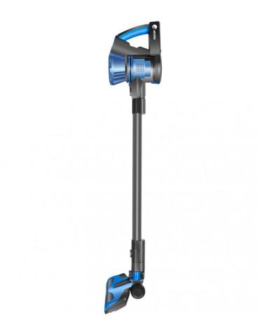 Aspirateur balai 2en1 rechargeable 22.2v bleu