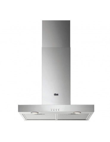 Hotte décorative 60cm 51db 600m3/h inox