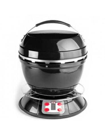 favex Barbecue charbon portable 32cm noir favex