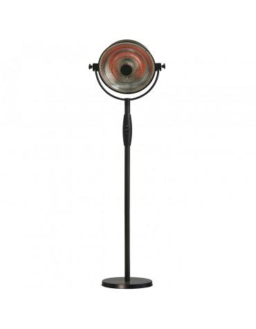 favex Parasol chauffant électrique 2100w noir favex