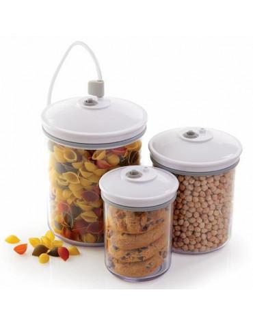 Lot de 3 boîtes alimentaires pour appareil sous vide v3040