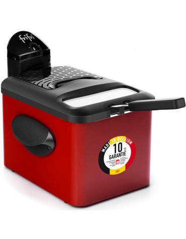Friteuse 3.5l 3200w rouge