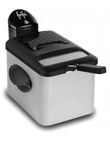 frifri Friteuse semi-professionnelle 3.5l 3200w noir/gris frifri