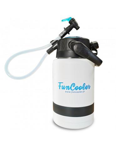 funcooler Distributeur isotherme pressurisée 3,8 l funcooler