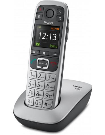 gigaset Téléphone sans fil dect silver gigaset