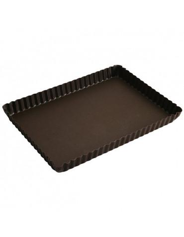 gobel Moule à tarte rectangulaire 29x20.5cm gobel