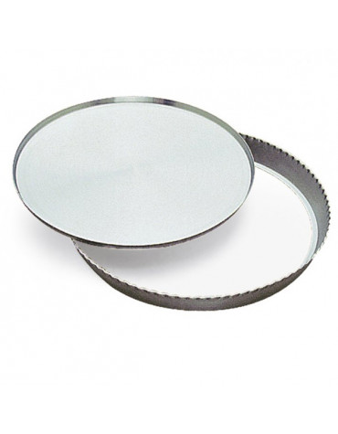Plat à tarte fond amovible 32 cm