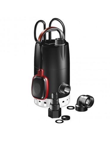 Pompe de relevage 380w avec flotteur réglable