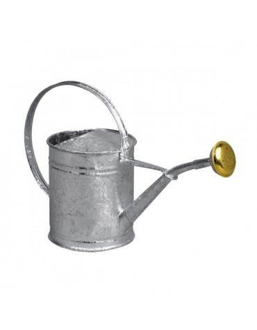Arrosoir acier galvanisé 1l