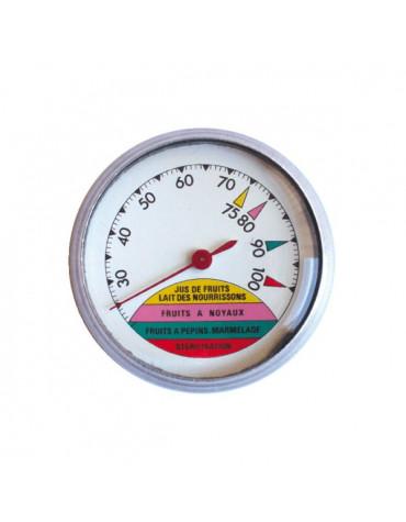 guillouard Thermomètre pour stérilisateur 100°c guillouard