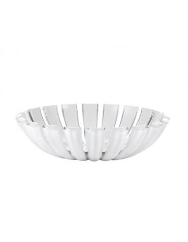guzzini Corbeille/saladier acrylique 25cm blanc guzzini
