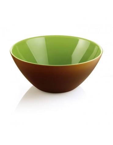 guzzini Saladier 20cm marron vert guzzini