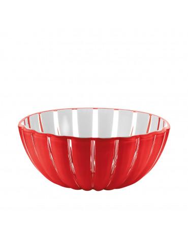 guzzini Saladier 25cm rouge guzzini