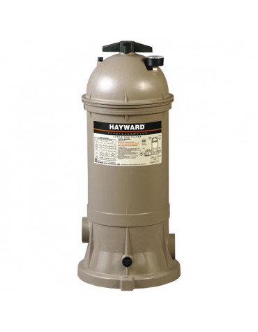 hayward Filtre à cartouche 17 m3/h hayward