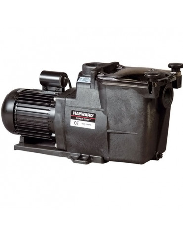 "hayward Pompe à filtration 1.5 cv, 18 m3/h mono 2\"" hayward"
