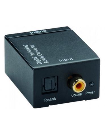hexakit Convertisseur coaxial numérique / optique hexakit