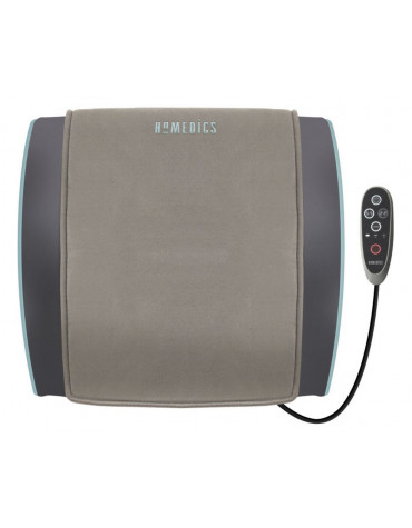 homedics Coussin de massage shiatsu rechargeable homedics