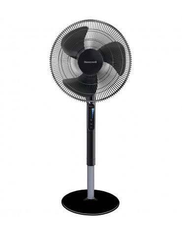 Ventilateur sur pied 5 vitesses 50w noir