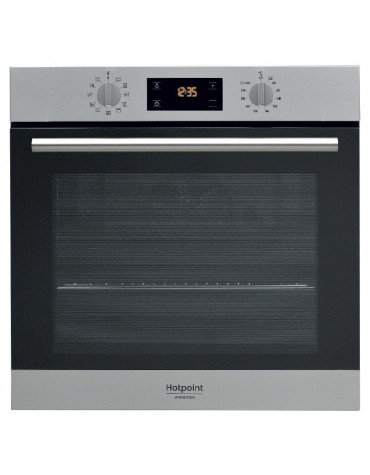 hotpoint Four intégrable 71l 60cm a+ pyrolyse inox hotpoint