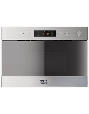 hotpoint Micro-ondes encastrable 22l 750w inox hotpoint