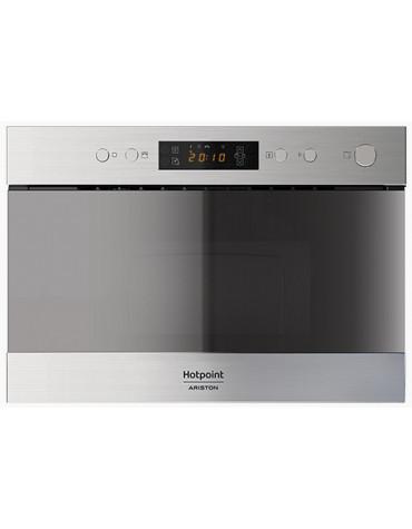 Micro-ondes encastrable 22l 750w inox