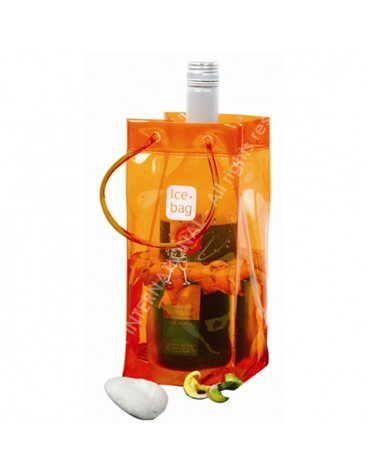 ice bag Sac rafraichisseur orange ice bag
