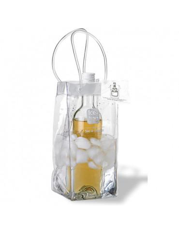 ice bag Sac rafraichisseur transparent ice bag