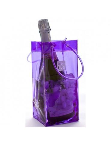 ice bag Sac rafraichisseur violet ice bag